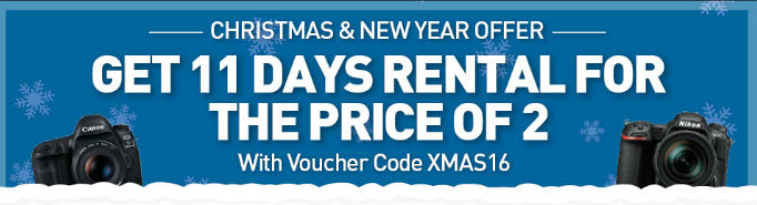 Christmas and New Year Rental Offer