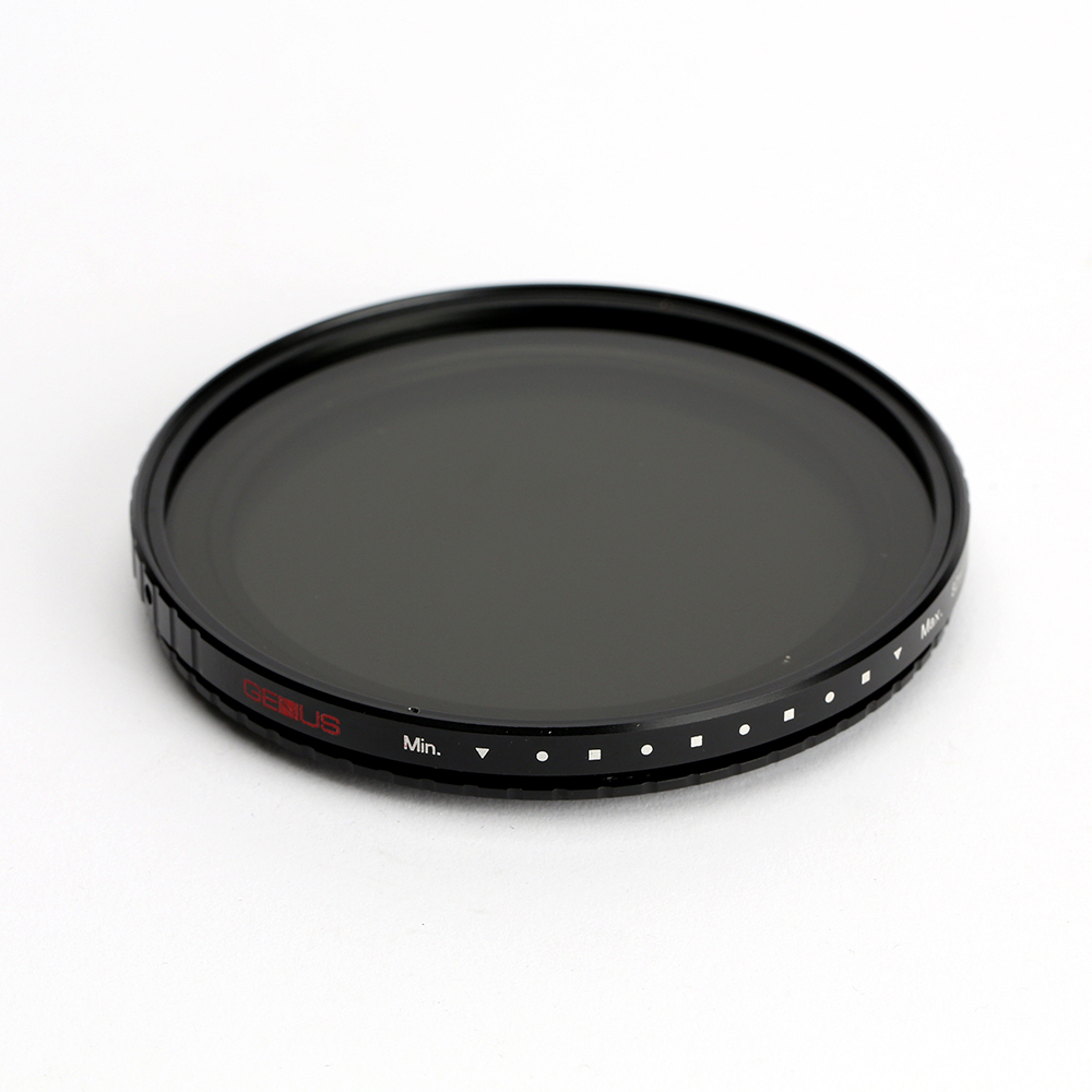 Genus 77mm 8-Step ND Fader Filter