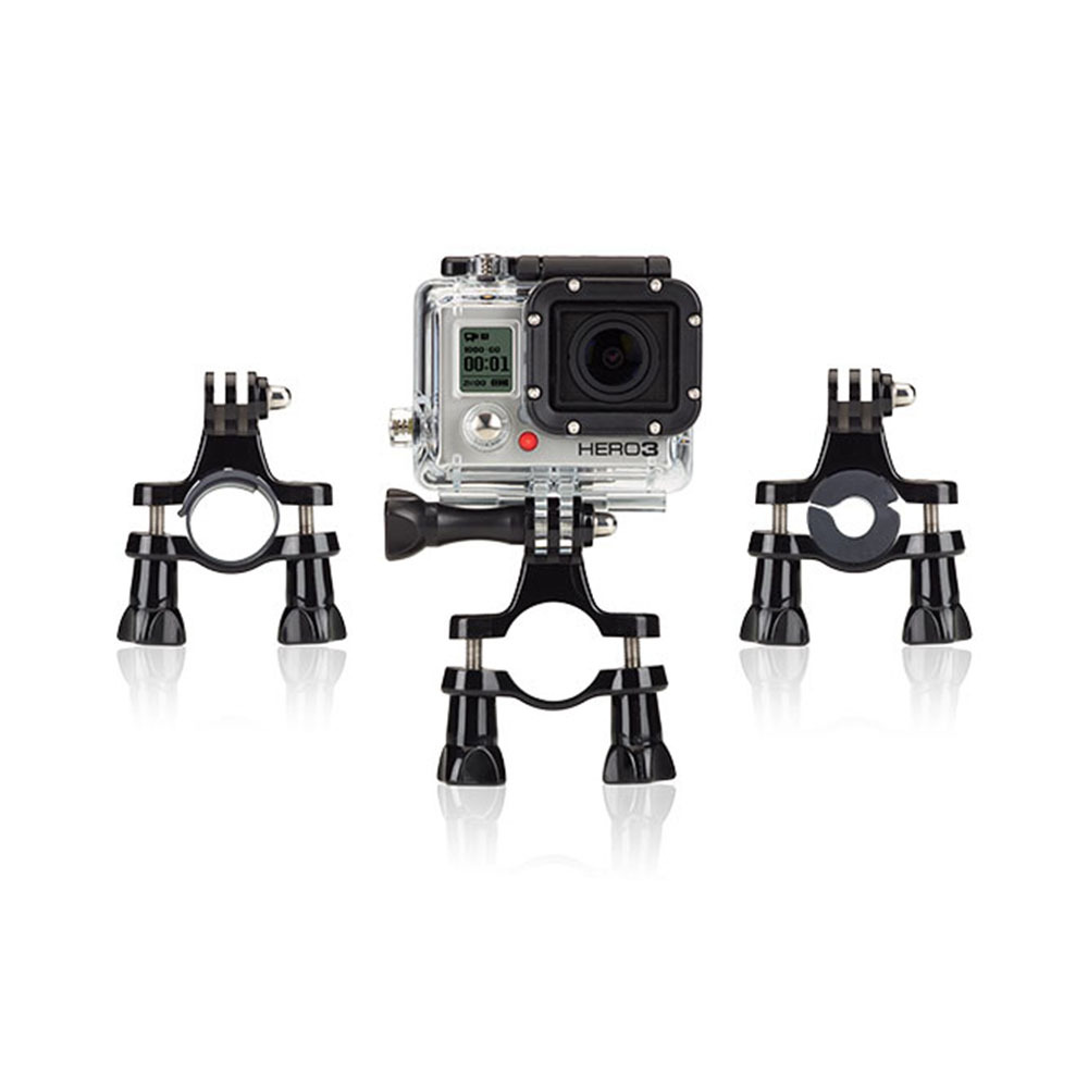 how to use gopro pole mount