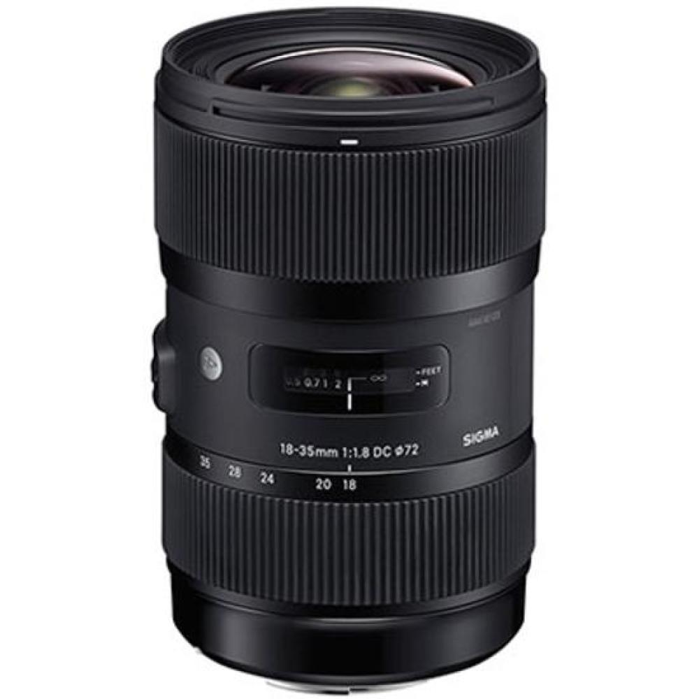 Sigma 18-35mm F1.8 DC HSM ART Lens (Canon Fit)