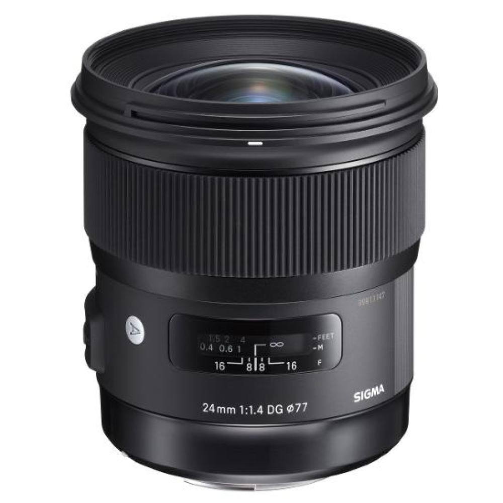 Sigma 24mm f1.4 DG HSM ART Lens (Canon Fit)
