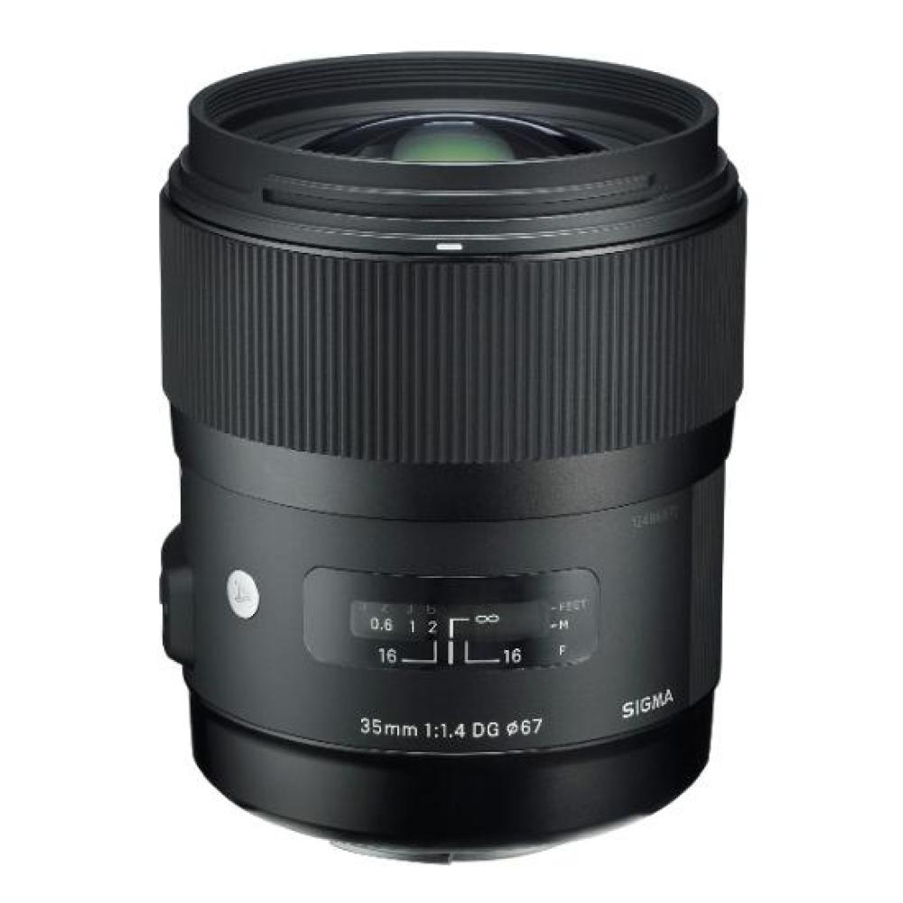 Sigma 35mm F1.4 DG HSM ART Lens (Canon Fit)