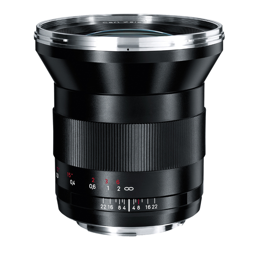 Zeiss 21mm f/2.8 ZE Distagon