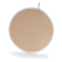 42in Soft-Gold/White Reflector (107cm)
