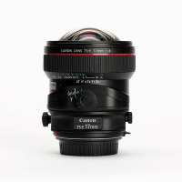 Hire Canon TS-E 17mm f/4L Tilt & Shift