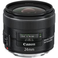 Canon EF 24mm f2.8 IS Lens