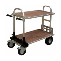 Magliner Hand Truck With Shelf