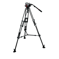 Hire Manfrotto 504HDV Video Tripod