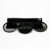 Neutral Density Filter Set 77mm (0.3, 0.6, 0.9)