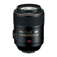 Nikon AF-S VR Micro 105mm f/2.8G IF-ED