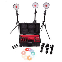 Rotolight Neo Bi-Colour LED 3 Head Kit