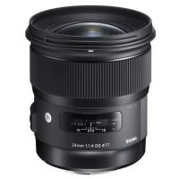 Sigma 24mm f1.4 DG Lens (Canon Fit)