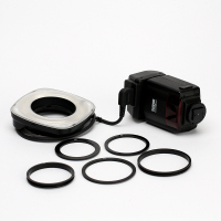 Sunpak Auto 16R Ring Flash