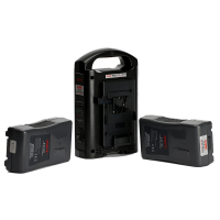 Hire Swit V-Lock Kit inc. 2 Batteries and Dual Charger