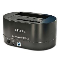 USB 3.0 Docking & Cloning Station for 2.5