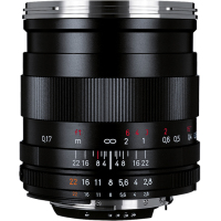 Zeiss 25mm f2.8 - Nikon fit