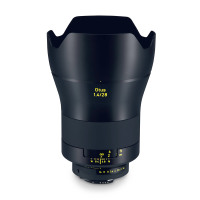 Zeiss Otus 28mm ƒ/1.4 (Canon Fit)