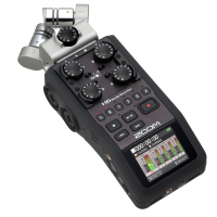 Hire Zoom H6 Handy Recorder
