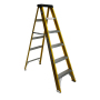 Heavy Duty 6 tread step ladder