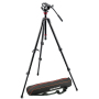 Manfrotto MVH500AH + 755XBK Video Tripod